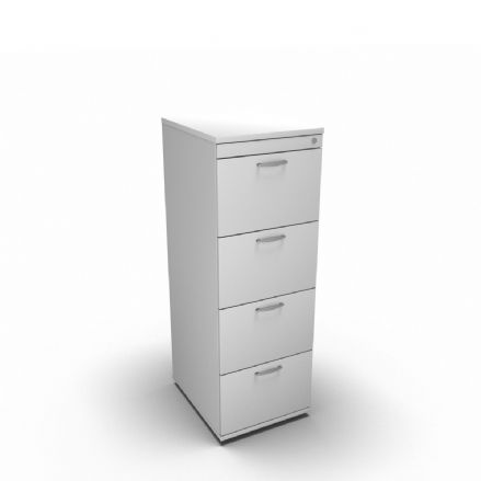 Simply 4 Drawer Filing Cabinet